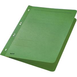 Ösenhefter 1/1 Vorderdeckel Amtsheftung 240x305mm für 170Blatt grün Karton Leitz 3742-00-55 Produktbild