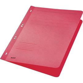 Ösenhefter 1/1 Vorderdeckel Amtsheftung 240x305mm für 170Blatt rot Karton Leitz 3742-00-25 Produktbild