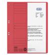 Ösenhefter 1/2 Vorderdeckel kaufmännische Heftung 240x350mm für 200Blatt rot Karton Elba 100551882 Produktbild Additional View 1 S
