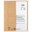 Ösenhefter 1/2 Vorderdeckel kaufmännische Heftung 240x305mm für 200Blatt grau Karton Elba 100551880 Produktbild Additional View 1 S
