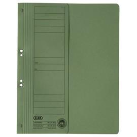 Ösenhefter 1/2 Vorderdeckel kaufmännische Heftung 240x305mm für 200Blatt grün Karton Elba 100551879 Produktbild