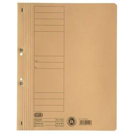 Ösenhefter 1/1 Vorderdeckel 240x305mm für 200Blatt chamois Karton Elba 100551870 Produktbild
