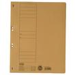 Ösenhefter 1/1 Vorderdeckel 240x305mm für 200Blatt gelb Karton Elba 100551871 Produktbild