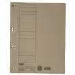 Ösenhefter 1/1 Vorderdeckel 240x305mm für 200Blatt gelb Karton Elba 100551871 Produktbild Additional View 1 S