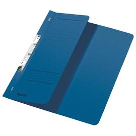 Schlitzhefter 1/2 Vorderdeckel für kaufmännische Heftung 238x305mm für 170Blatt blau Karton Leitz 3744-00-35 Produktbild
