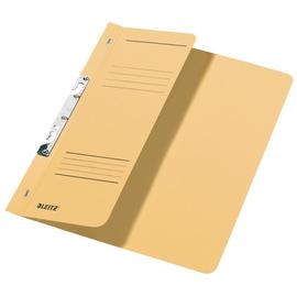 Schlitzhefter 1/2 Vorderdeckel für kaufmännische Heftung 238x305mm für 170Blatt chamois Karton Leitz 3744-00-11 Produktbild