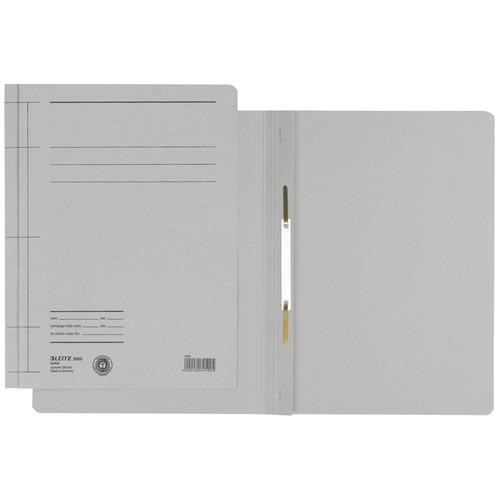 Schnellhefter Rapid A4 grau Karton Leitz 3000-00-85 Produktbild Front View L