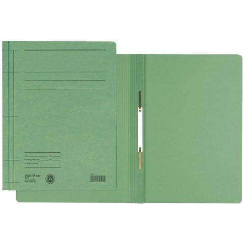 Schnellhefter Rapid A4 grün Karton Leitz 3000-00-55 Produktbild Front View L