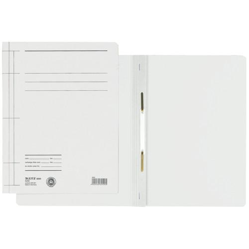 Schnellhefter Rapid A4 weiß Karton Leitz 3000-00-01 Produktbild Front View L