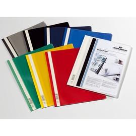 Präsentationshefter Duraplus A4 Überbreite schwarz Durable 2579-01 Produktbild