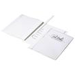 Präsentationshefter Duraplus De Luxe A4 Überbreite weiß Durable 2589-02 Produktbild