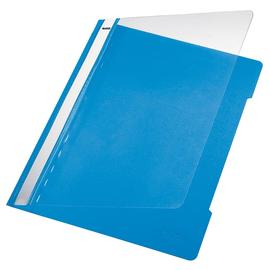 Schnellhefter Vorderdeckel transparent A4 hellblau PVC Leitz 4191-00-30 Produktbild
