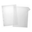 Dokumentenhüllen mit Klappe A4 PVC glasklar Pagna 30601 (BTL=5 STÜCK) Produktbild