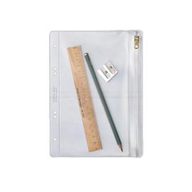 Kleinkrambeutel mit Reißverschluß A5 200µ farblos PVC Leitz 4045-00-00 Produktbild