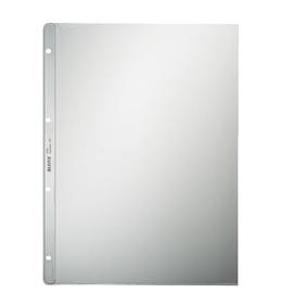 Prospekthüllen oben offen A4 130µ PP genarbt extrastark Leitz 4700-00-03 (PACK=100 STÜCK) Produktbild