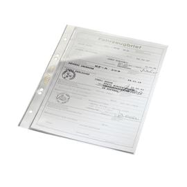 Prospekthülle oben offen A5 80µ PVC glasklar Leitz 4735-00-00 Produktbild