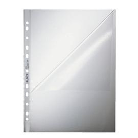 Prospekthülle oben + Lochseite offen A4 90µ PP genarbt Leitz 4797-00-00 Produktbild