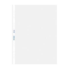Prospekthüllen oben offen A4 55µ genarbt Milan 804 (PACK=100 STÜCK) Produktbild