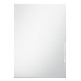 Sichthülle oben + rechts offen A4 150µ farblos PVC Hartfolie Leitz 4100-00-03 Produktbild