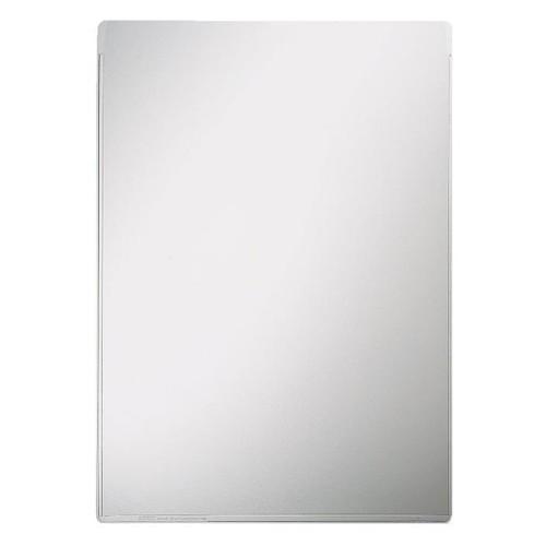 Sichttasche oben offen A4 200µ farblos PVC genarbt Leitz 4084-00-00 Produktbild Front View L