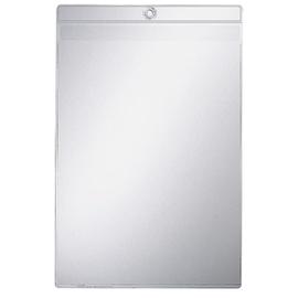 Sichttasche mit Öse oben offen A5 200µ farblos PVC genarbt Leitz 4095-00-00 Produktbild