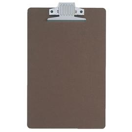 Klemmbrett A4 braun lackierte Hartfaserplatte Leitz 3964-00-00 Produktbild