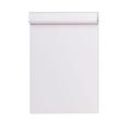 Klemmbrett Serie 231 Klemme kurze Seite A4 hoch weiß Kunststoff Maul 23101-02 Produktbild