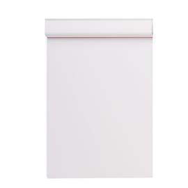 Klemmbrett Serie 231 Klemme kurze Seite A3 weiß Kunststoff Maul 23181-02 Produktbild