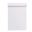 Klemmbrett Serie 231 Klemme kurze Seite A5 weiß Kunststoff Maul 23171-02 Produktbild