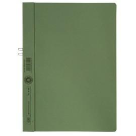 Klemmhandmappe A4 bis 10Blatt grün Karton Elba 400001030 Produktbild