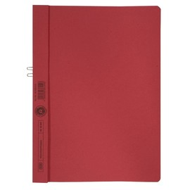Klemmhandmappe A4 bis 10Blatt rot Karton Elba 400001028 Produktbild