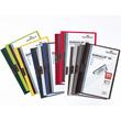 Klemmmappe Duraclip30 A4 bis 30Blatt schwarz Hartfolie Durable 2200-01 Produktbild Additional View 1 S