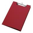 Klemmbrett mit Deckel und Stiftehalter A4 rot PVC Veloflex 4804020 Produktbild Additional View 1 S