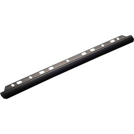 Klemmschiene G-Clip für Loseblatt-Ablage A4 bis 30Blatt schwarz Helit H2512295 Produktbild