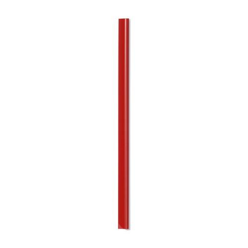 Klemmschiene 297mm bis 30Blatt rot Durable 2900-03 Produktbild