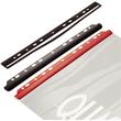 Klemmschiene M-Clip für Kataloge etc. schwarz Helit H2512095 Produktbild Additional View 1 S