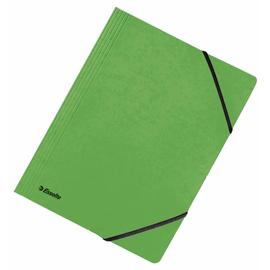 Eckspanner A4 für 250Blatt grün Karton Esselte 44202 Produktbild