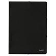 Eckspanner A4 für 250Blatt schwarz Karton Leitz 3980-00-95 Produktbild