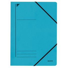 Eckspanner A4 für 250Blatt blau Karton Leitz 3980-00-35 Produktbild