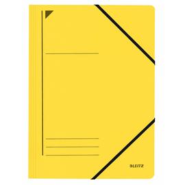 Eckspanner A4 für 250Blatt gelb Karton Leitz 3980-00-15 Produktbild