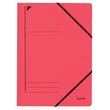 Eckspanner A4 für 250Blatt rot Karton Leitz 3980-00-25 Produktbild