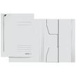 Jurismappe mit 3 Klappen A4 für 250Blatt weiß Karton Leitz 3924-00-01 Produktbild