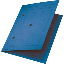 Umlaufmappe mit drei Sichtlöchern A4 ca. 5mm blau Karton Leitz 3998-00-35 Produktbild