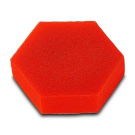 Ersatzschwamm für Anfeuchter ø 8,5cm rot Läufer 72741 Produktbild