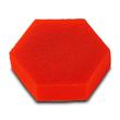 Ersatzschwamm für Anfeuchter ø 10,5cm rot Läufer 72941 Produktbild