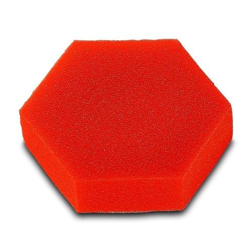 Ersatzschwamm für Anfeuchter ø 10,5cm rot Läufer 72941 Produktbild Front View L