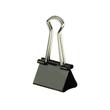 Foldbackklammern 32mm schwarz mit silbernem Bügel ALCO 783-11 (PACK=12 STÜCK) Produktbild