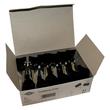 Foldbackklammern 50mm schwarz mit silbernem Bügel (PACK=12 STÜCK) Produktbild Additional View 1 S