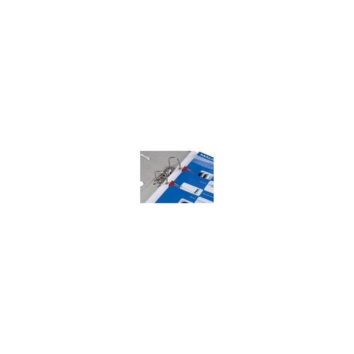 Foldbackklammern 24mm schwarz mit silbernem Bügel (PACK=12 STÜCK) Produktbild Additional View 2 L