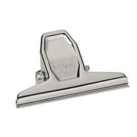 Briefklemmer 75mm nickel Maul 21007-96 Produktbild